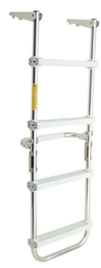 Garelick 2-4 Step Pontoon Ladder