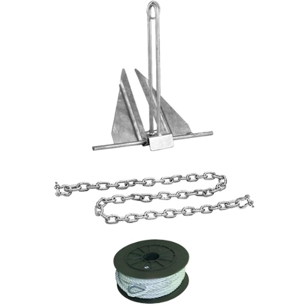 Seachoice 24'-30' Anchor Kit 13S Deluxe