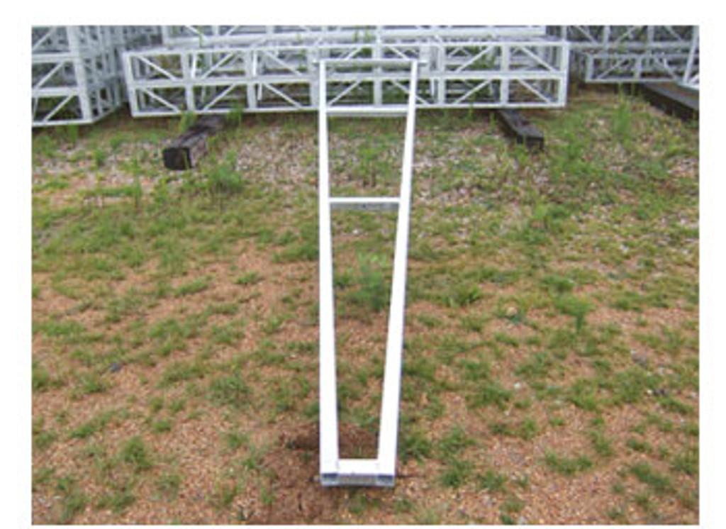 HarborWare Dock Frame Standoff 3'x20'