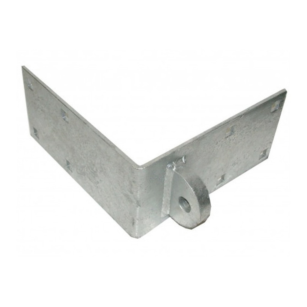 HarborWare Outside Corner Bracket and Connector, Male