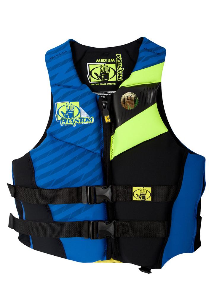 Body Glove Phantom Neoprene Vest, Mens
