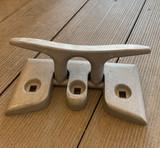 HarborWare Aluminum Fold-Down Cleats, 8''