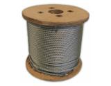 HarborWare Galvanized Steel Cable, 5/16-inch 500'