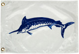 "Taylor Made Flag 12"" x 18"" Nlyon Marlin"