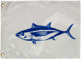 "Taylor Made Flag 12"" x 18"" Nylon Tuna"