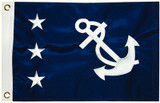 "Taylor Made Flag 12"" x 18"" Past Commodore"