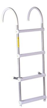"""Garelick 4 Step 11"""" Hook Ladder"""