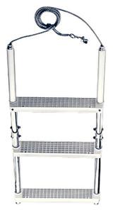 Garelick 1-3 Step Inflatable Ladder