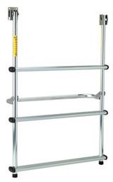 Garelick 3 Step Swinger Pontoon Ladder
