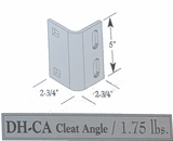 HarborWare Dock Cleat Angle Bracket