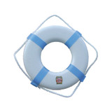 Cal-June Plastic Life Ring Buoy, 20""