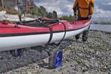 Seattle Sports Nemo Extremo Blue Kayak Cart
