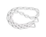 "Seachoice PVC Coated Anchor Lead Chain, 3/16""x4'"