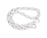 "Seachoice PVC Coated Anchor Lead Chain, 3/8""x6'"