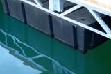 "HarborWare 4' x 10' x 12"" Dock Float Drums, 2100lbs"