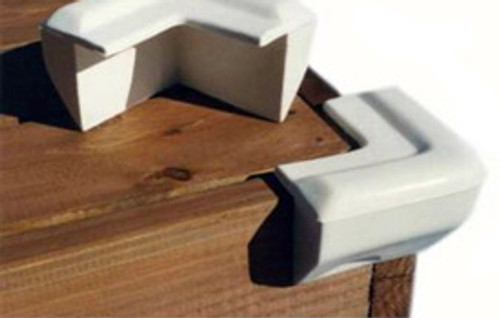 HarborWare 6-inch Vinyl Corner Dock Bumper