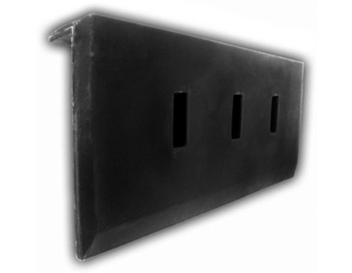 HarborWare Gas Dock Bumper with Lip 46x20x4-inch