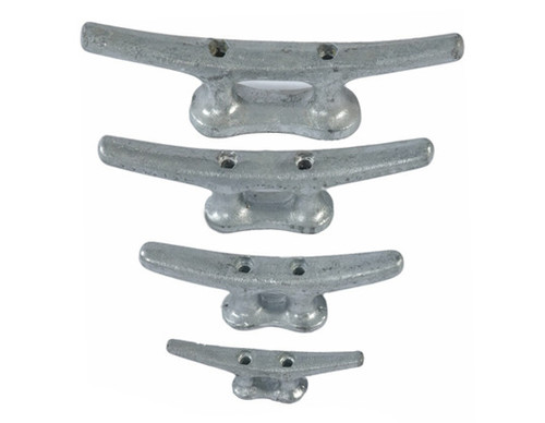 HarborWare Galvanized Steel Dock Cleats, 10''