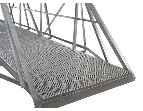 HarborWare Dock Gangway with Decking, 6'x20'
