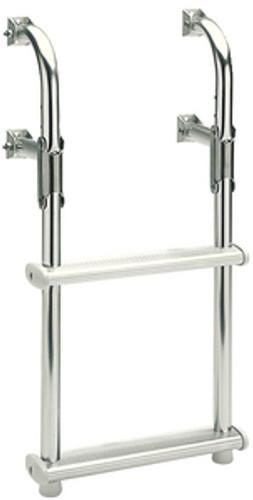 Garelick 3 Step Folding Transom Ladder