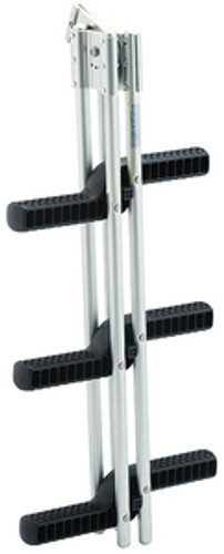 Garelick 4 Step Gullwing Ladder Aluminum