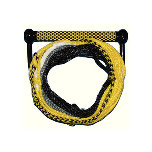 Body Glove 10-Section Tow Rope, Ski Line, 75'