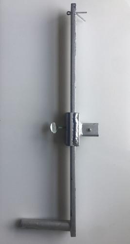 A/B Winch Handle, Galvanized Steel (1/4 - 3/4 Ton Winches)