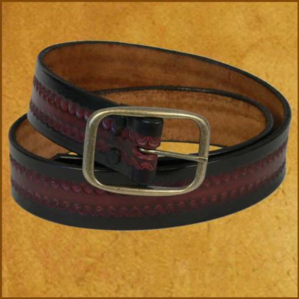 Shell Scroll Belt