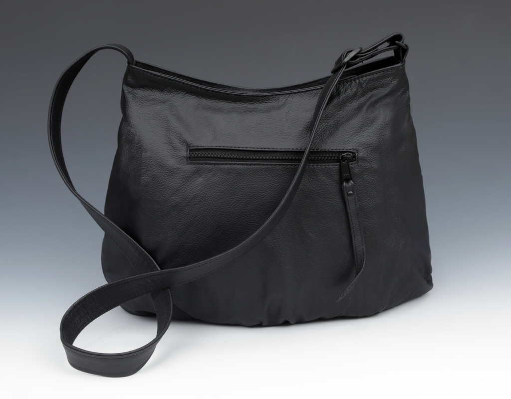 """Tia"" Hidden Pocket Hobo"