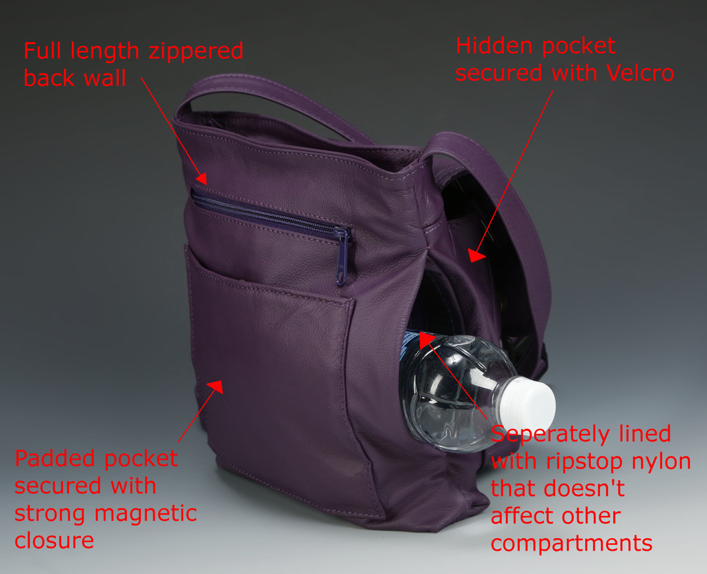 The Reader Concealment Bag