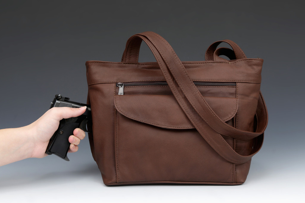 Small Tote Concealment Bag