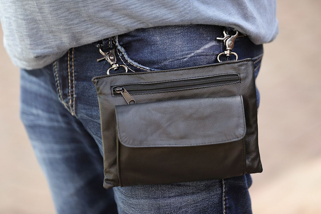 Small Trigger Clip Concealment Bag