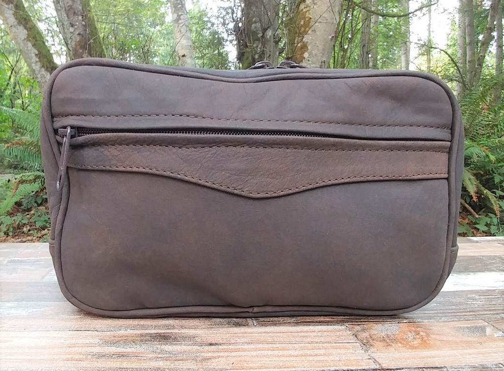 Distressed Brown Large Conversion Organizer