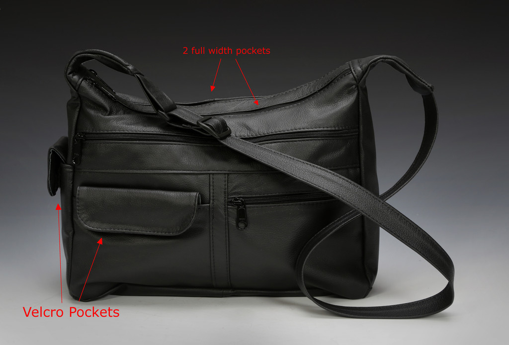 Levis Hidden Pocket Hobo