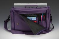 """The Flapover Briefcase 15"""""""