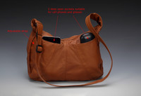 Hidden Pocket Hobo Bag