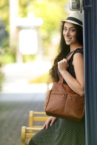 The Vagabond Concealment Bag