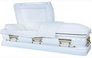 M7454 FS 18-gauge protective metal casket