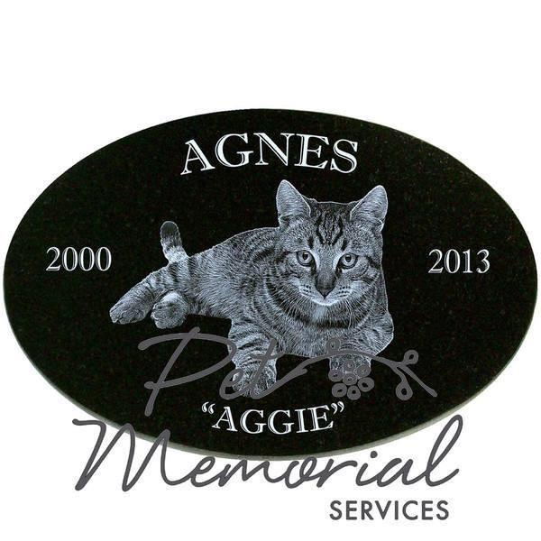 AGNES Pet Memorial Marker