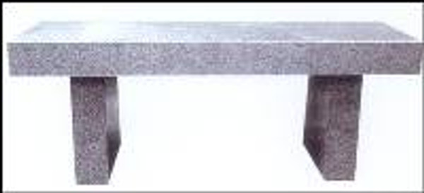 BENCH Gray Memorial  Call for pricing