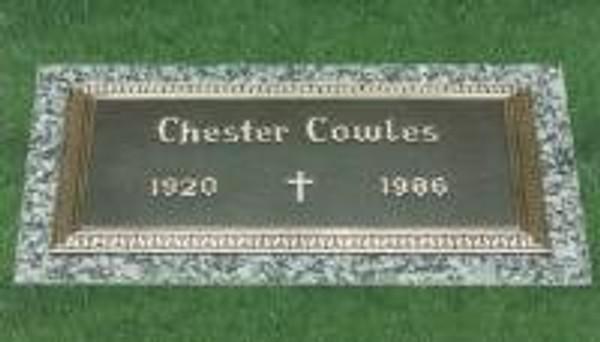 """S-GB36  """"Classic"""" Single bronze over granite marker.  NO VASE"""