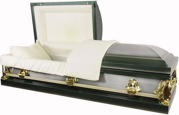 M-7122-FS 20-Gauge protective metal casket