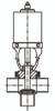 SPX Waukesha Cherry-Burrell W61 Shut Off Valve C Body.  Buy now from Lighthouse Process.