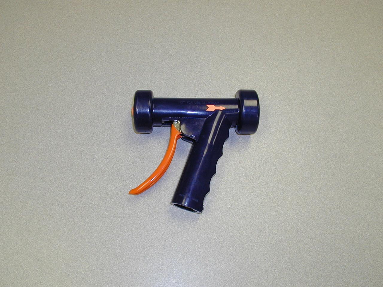 Dark Blue Spray Nozzle