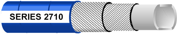 2710 - SANITARY SUCTION & DISCHARGE HOSE