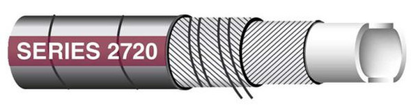 2720 - RUBBER CRUSH RESISTANT HOSE