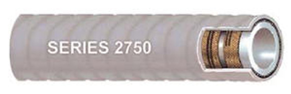 2750 - WHITE SANITARY SUCTION & DISCHARGE HOSE