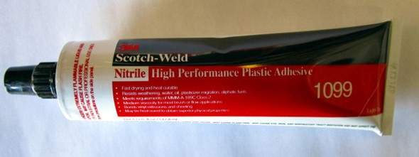 3M Scotch-Grip Plastic Adhesive 1099 5 oz.