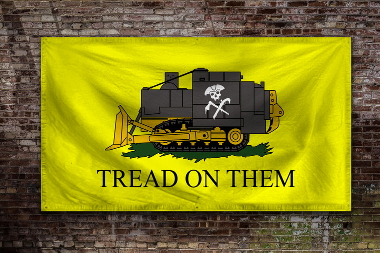 Killdozer Flag