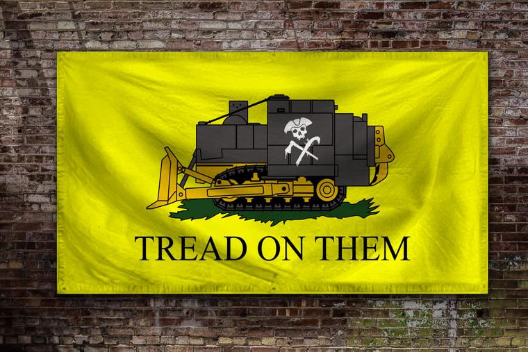 Killdozer Flag